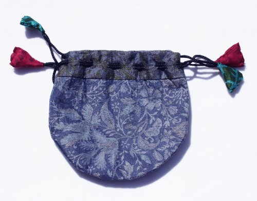silk-sari-small-drawstring-pouch-bag-in-cool-colors
