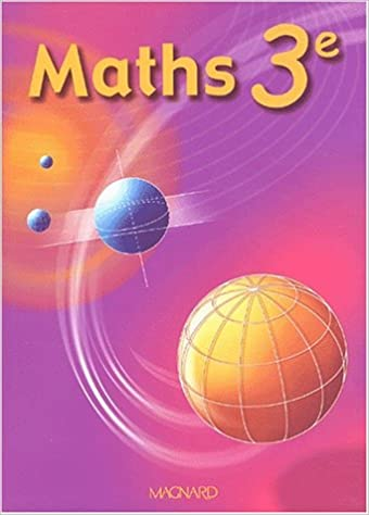 Lire Maths, 3ème pdf epub
