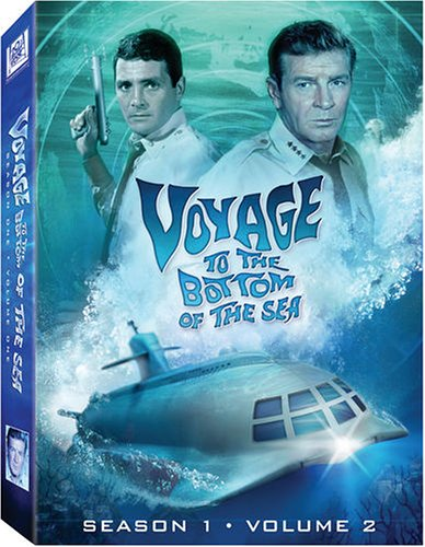 DVD : Voyage to the Bottom of the Sea 2 (Full Frame, Dubbed, , 3 Disc, Sensormatic)