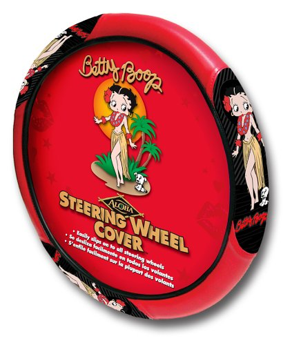 steering wheel betty boop - 5