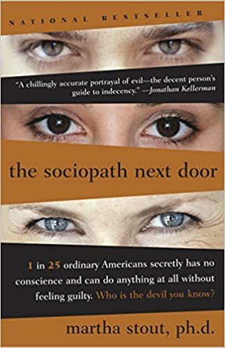 "Image result for ""sociopath next door"""