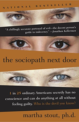 The Sociopath Next Door by Broadway Books