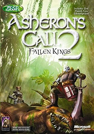 Asheron's Call 2 (with free Strategy Guide): Amazon co uk: PC