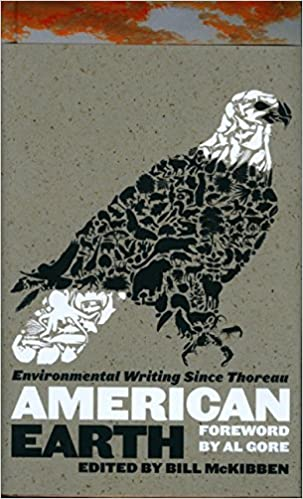 Image result for American Earth: Environmental Writing Since Thoreau