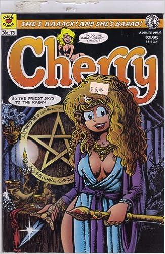 cherry poptart 13 she s baack and she s baad comic volume 13