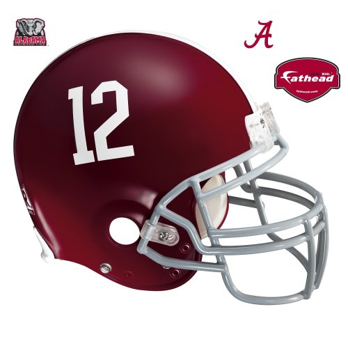 Alabama Crimson Tide Helmet Vinyl Wall G - Fathead Alabama Crimson Tide Helmet Shopping Results