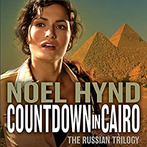 Countdown in Cairo Audiobook