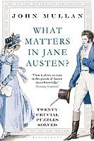 What Matters In Jane Austen?: Twenty Crucial