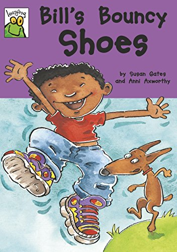 - Leapfrog: Bill's Bouncy Shoes by Susan Gates (24-Apr-2009) Paperback