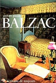 Balzac par Gaëtan Picon