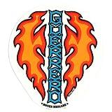 Powell Peralta Skateboard Sticker -Tommy Guerrero Bones Brigade Official Reissue