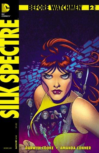Before Watchmen: Silk Spectre #2 -