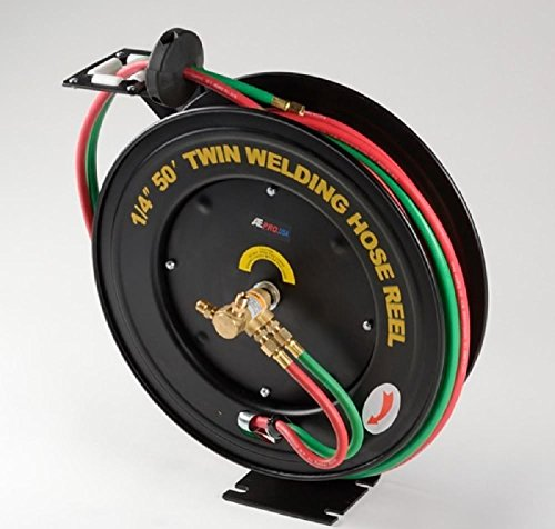 New MTN-G Retractable Torch Welding Hose Reel 50ft 1/4