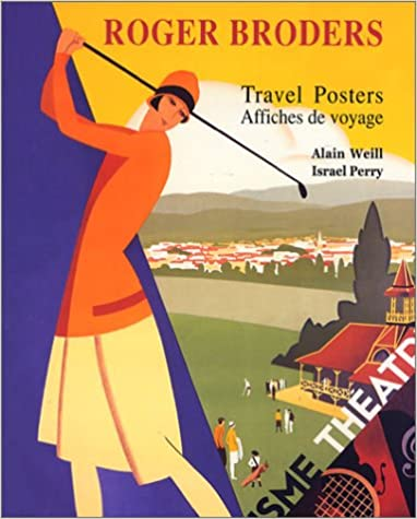 Livre gratuits en ligne Roger Broders, affiches de voyage (bilingue français-anglais) pdf
