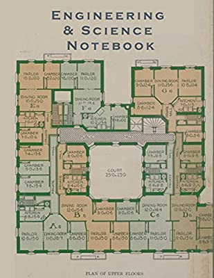 Engineering & Science Notebook: Graph Paper Quad Ruled Math ...