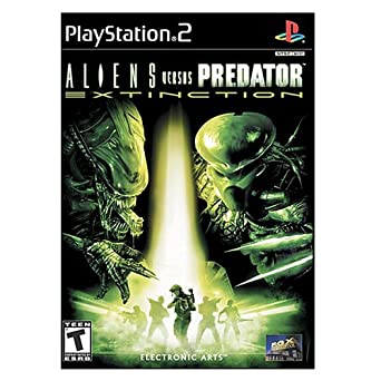 Alien vs predator game playstation 2 anexo hotel casino carmelo