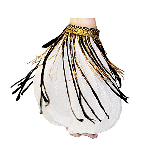 ATS/ITS Fusion American Tribal Belly Dance Belts with - Tribal Fusion Belt
