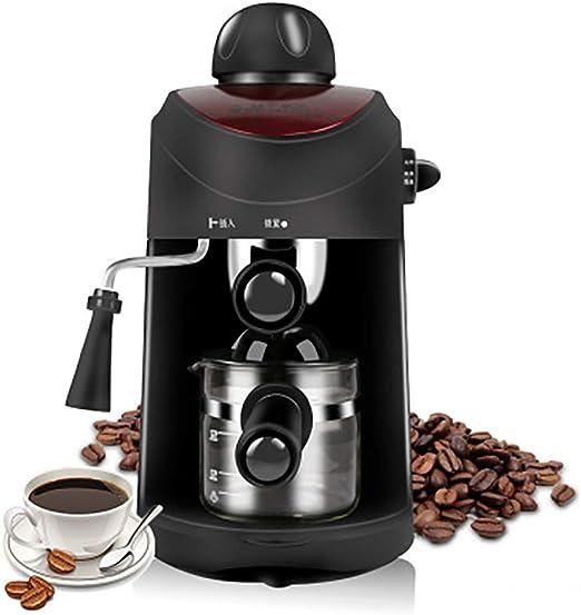 YBCD Máquina de café Espresso y Capuchino Multifuncional/cafetera Italiana semiautomática/cafetera de Vapor de Alta presión/cafetera de Goteo de Espuma de Leche: Amazon.es: Hogar