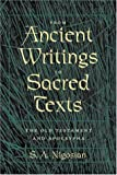 From Ancient Writings to Sacred Texts 9780801879906