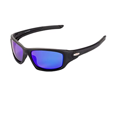 YEFENRA Gafas de Sol Deportivas Polarizadas Para Hombre Perfectas Para Esquiar Golf Correr Ciclismo TR90 Súper