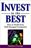 Invest in the Best, Stephen George, 0471385107