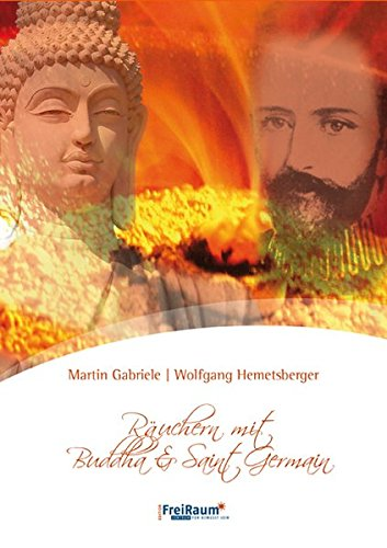 Räuchern mit Buddha & Saint Germain