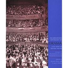 Broadview Anthology Of Drama Vol. II