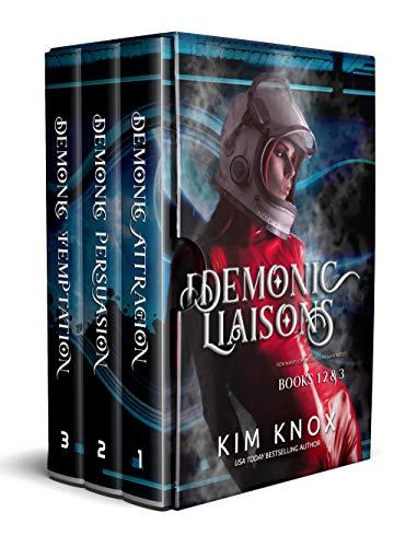 Demonic Liaisons: Books 1 2 and 3