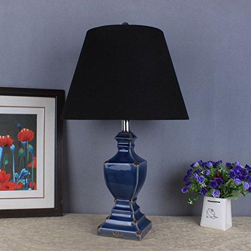 WSND Klassische Mode kreativ Tisch Lampe Schlafzimmer Lampe Büro Nachttisch Lampe Hotels Wohnzimmer dekorative Beleuchtung