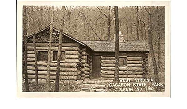 Amazon Com Cabin No 2 Cacapon State Park Berkeley Springs