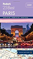 Compact and affordable, Fodor's 25 Best Paris 2019 is a great travel guide for those who want an easy-to-pack guidebook and map to one of the most exciting cities in France and Europe.              Fodor's 25 Best Guides offer...