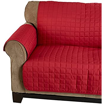 Amazon Com Elegant Comfort Quilted Furniture Protector