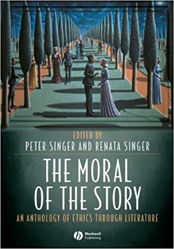 Amazon the moral of the story an anthology of ethics through amazon the moral of the story an anthology of ethics through literature 9781405105842 peter singer renata singer books fandeluxe Choice Image
