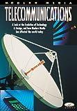Telecommunications, Barron's Educational Editorial Staff, 0764110683