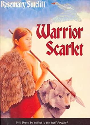book cover of Warrior Scarlet