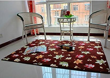 Grenss home tessile tappeti super addensante grande tappeto di lana