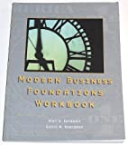 Modern Business Foundations, Sandomir and Boardman, 0536014310