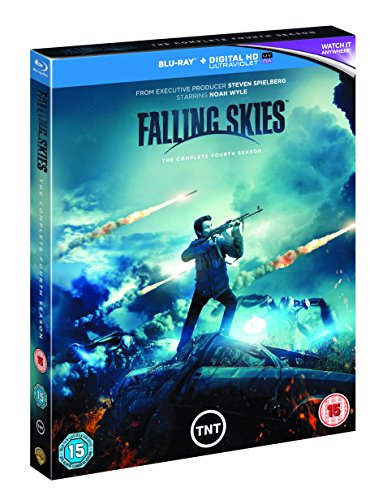 Falling Skies – Season 4 [Blu-ray] [2015]