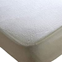 Trance Home Linen Terry Waterproof Mattress Protector_Economy