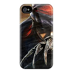 Fashion Protective Prince Of Persia Case Cover For Iphone 4/4s