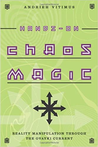 Amazon com: Hands-On Chaos Magic: Reality Manipulation