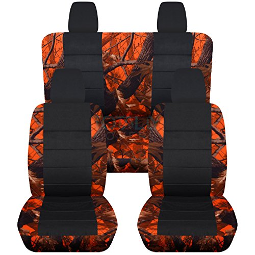 Compare Price To Orange Camo Seat Covers Jeep