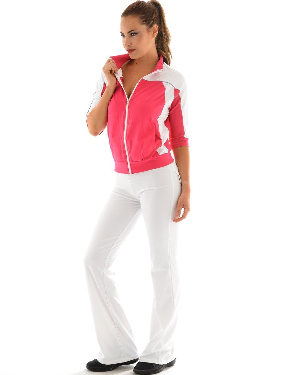 Sports Lycra Zip Jacket S
