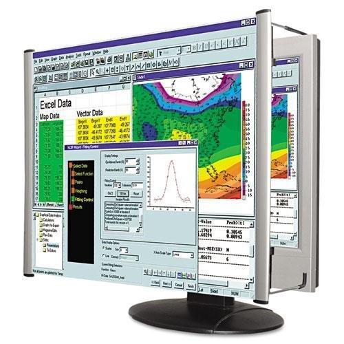 """Kantek MAG19WL LCD Monitor Magnifier Filter, Fits 19""""-20""""..."""