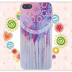 TOPQQ Dream Catcher Pattern Embossment Back Case for iPhone 5/5S