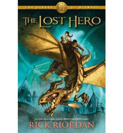 [(The Heroes of Olympus, Book One: The Lost Hero )] [Author: Rick Riordan] [Oct-2010] pdf