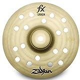 "Zildjian 8"" FX Stack Pair w/Mount"