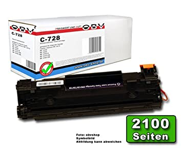 Toner kompatibel  Canon i-SENSYS MF 4570 dn 3500B002 4x 2100 Seiten
