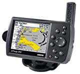 Garmin GPS MAP176C 3.8-Inch Waterproof Marine GPS and Chartplotter