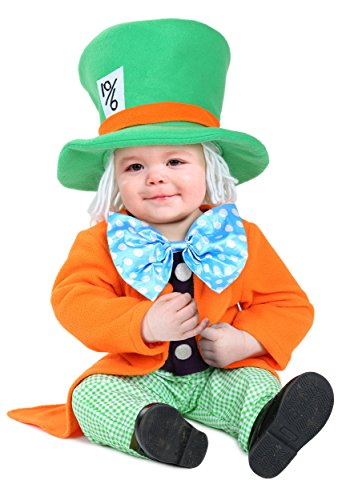 (Infant Lil' Hatter Costume 12/18 Months)